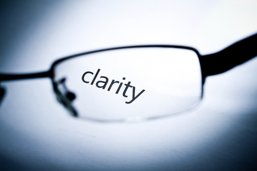 Friday moment of clarity - wanted what you have