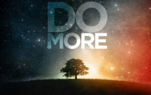 Do more by doing less
