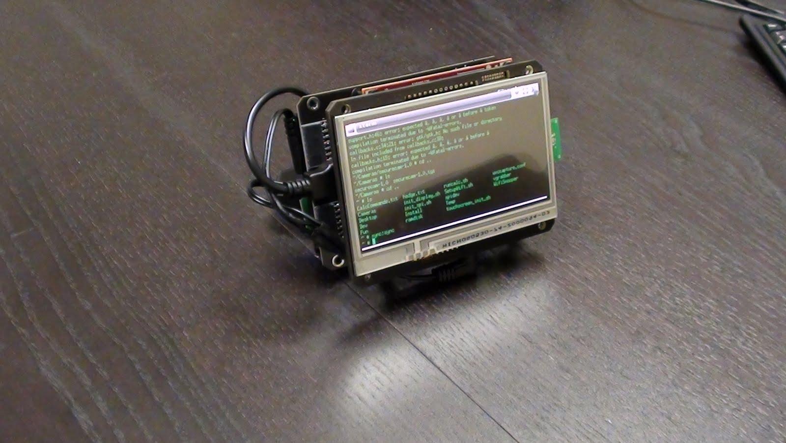 BeagleBoard Modular Gadget Angled Shot